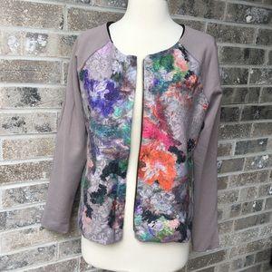 WESTON WEAR Anthropologie Soft Blazer Jacket L
